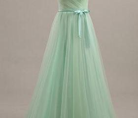 A-line Mint green Br..