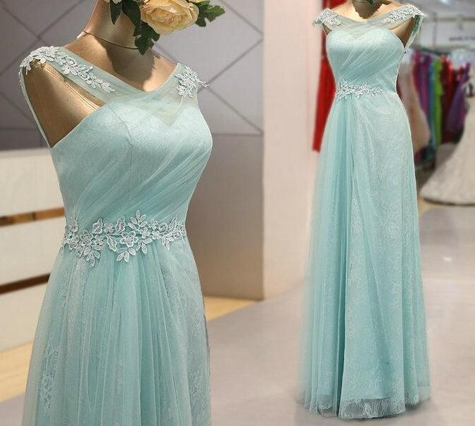 Charming Prom Dress,Cheap Prom Dress,Simple Prm Dress,Tulle Prom Dress,Appliques Prom Dress,V-Neck Prom Dress,A-Line Prom Dress