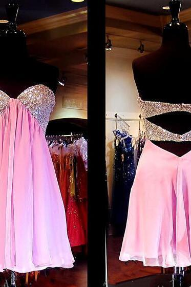 Short Homecoming Dresses ,Beauty short prom dress,sexy Homecoming Dress
