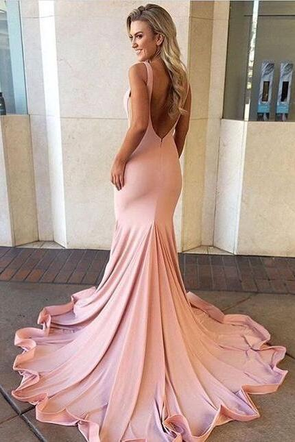 Charming Prom Dress,Low Back Fit to Flare Occasion Prom Dress,Backless Prom Dress,Mermaid Prom Dress,Long Evening Dress,Sexy Prom Dress,Cheap Prom Dress