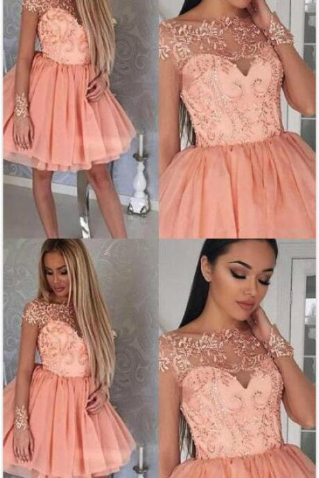 Sexy Homecoming Dress,Lace Homecoming Dresses,Cheap Homecoming Dress,Short Prom Dresses,Cocktail Dress,Homecoming Dress,Graduation Dress,Party Dress