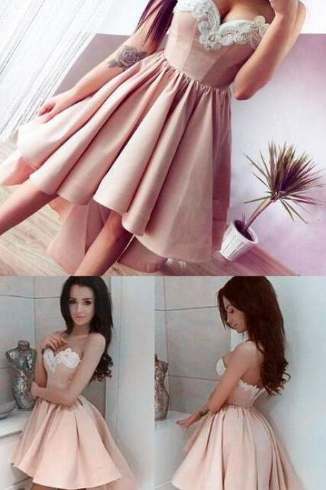 A Line Prom Dress,Stain prom Dress,Short Prom Dress,Sexy Short Homecoming Dress,Fashion Homecoming Dress,Sexy Party Dress,Custom Made Evening Dress