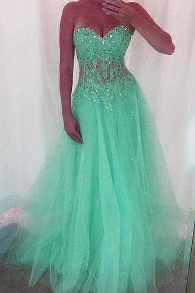 Tulle Prom Dress,Sweetheart Prom Dresses,Prom Dress 2019,Women Evening Gowns,Formal Dress